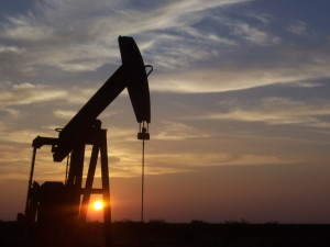oljeborrning i texas