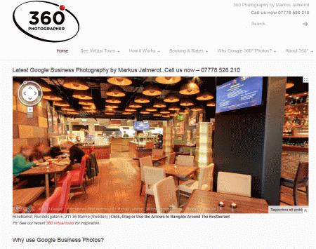 360 photographer