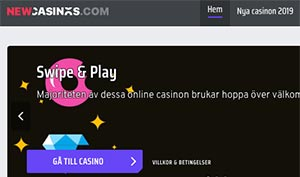 New Casinos Hemsida